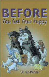 Before You Get Your Puppy Cover Page
